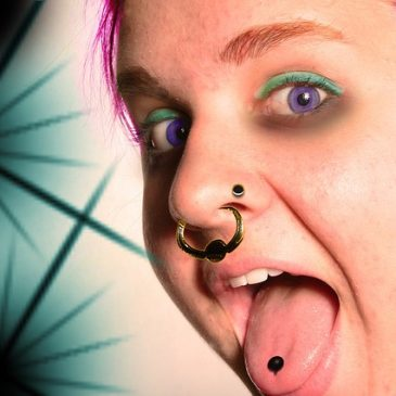 WANNA BE COOL?: The Truth About Tongue Piercings